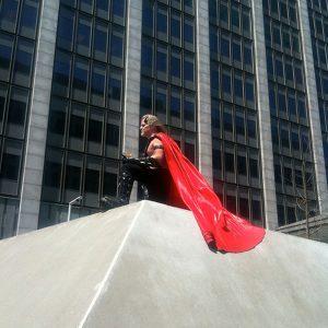 ENGL 395 Superhero