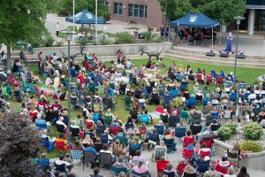 Opera Under the Stars returns to UBCO's courtyard