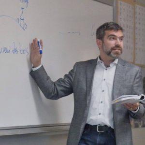 Faculty Spotlight: Francis Langevin