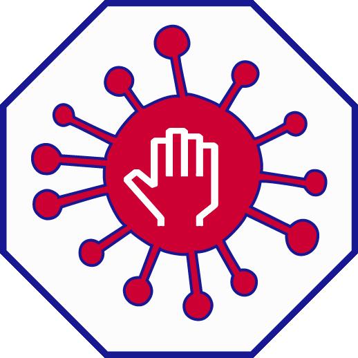 FCCS COVID Badge