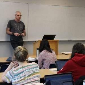 Faculty Spotlight: Daniel Keyes
