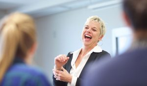 Faculty Spotlight: Marianne Legault