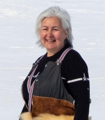 Maureen Gruben