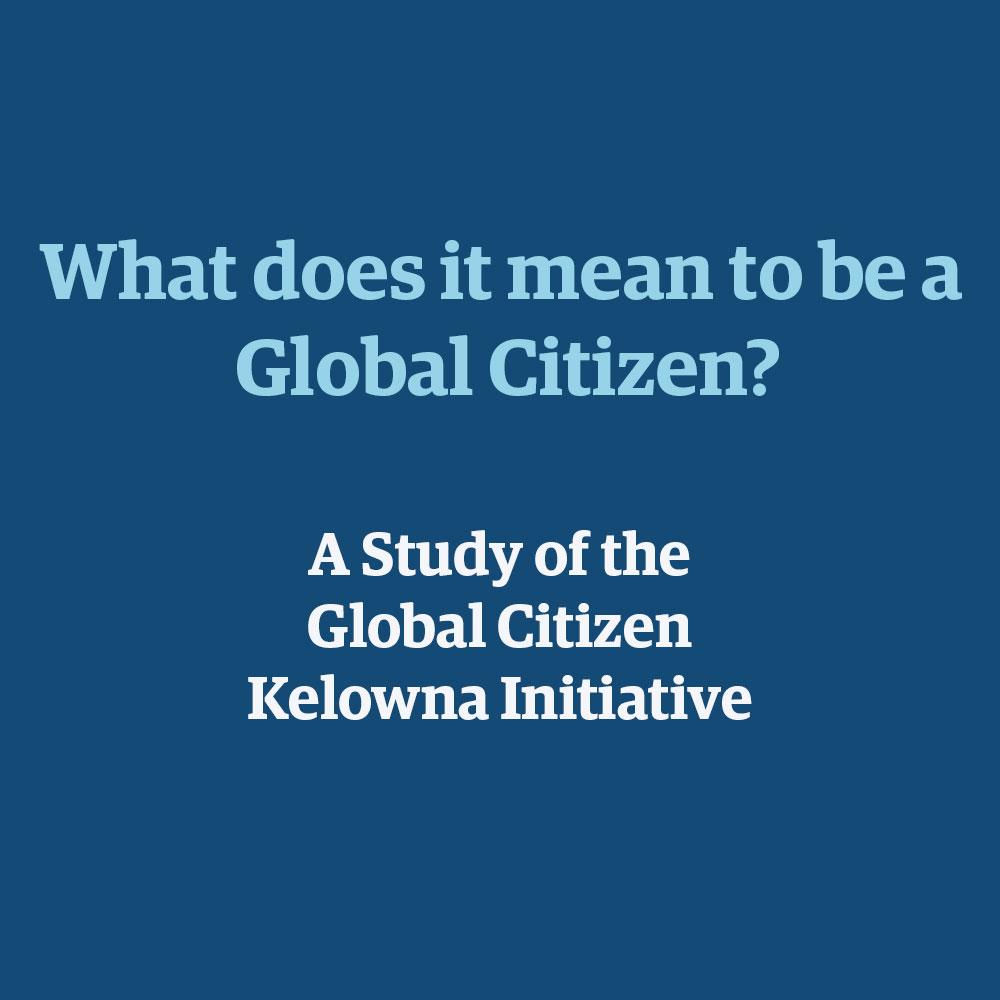 Global Citizen study