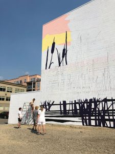 Mural painting course planned for every summer