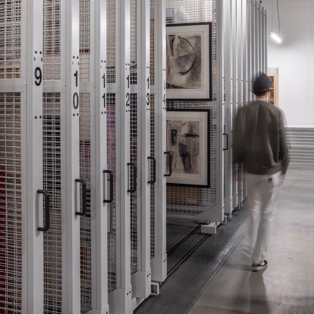 UBCO PAC Vault